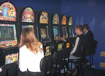 игровые автоматы вокзал астана